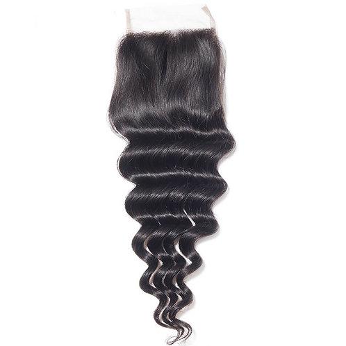 Natural Curl Closure