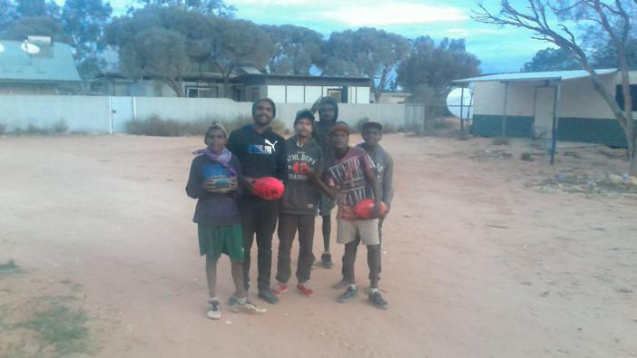 Vocational Education & Training Coordinator Starts work in Tjuntjuntjara with High School Kids