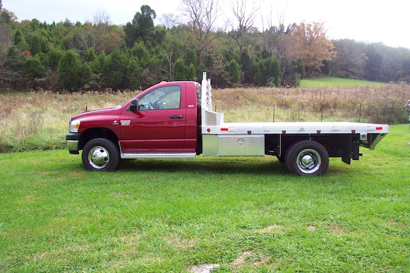 "Dodge RAM 84"" cab to axle Truck Bed"