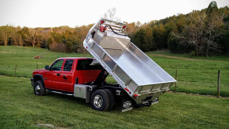 Chevy 3500 Dump Bed