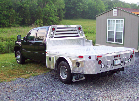 GMC Skirted Hauler Body