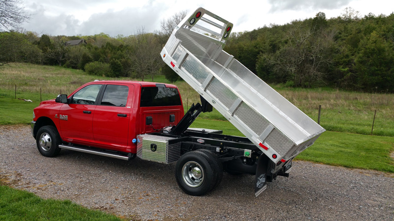 Dodge RAM 3500 Dump Bed