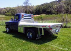 55 Chevrolet Show Truck