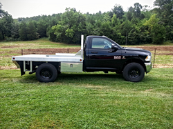 Dodge RAM Dual Converted to Single