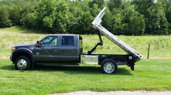 Ford F-450/F-550 Dump Bed