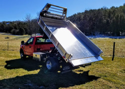 Ford F-350 Dump Bed
