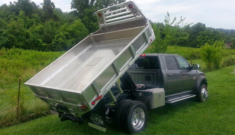 Dodge RAM 4500/5500 Dump Bed