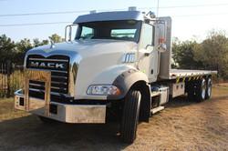 Mack Truck Bed