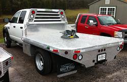 Dodge RAM with 5th Wheel