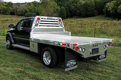 Dodge 4500 and 5500 Flat Bed