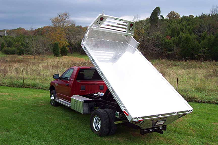 Dodge RAM 3500 Flatbed Dump Bed