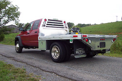 Dodge 4500 with Fifth Wheel Hitch
