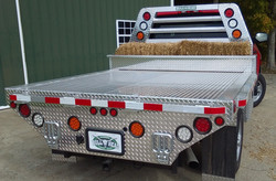 Chevrolet 2500 with Custom Bed