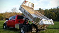 Dodge RAM 4500 Dump Bed
