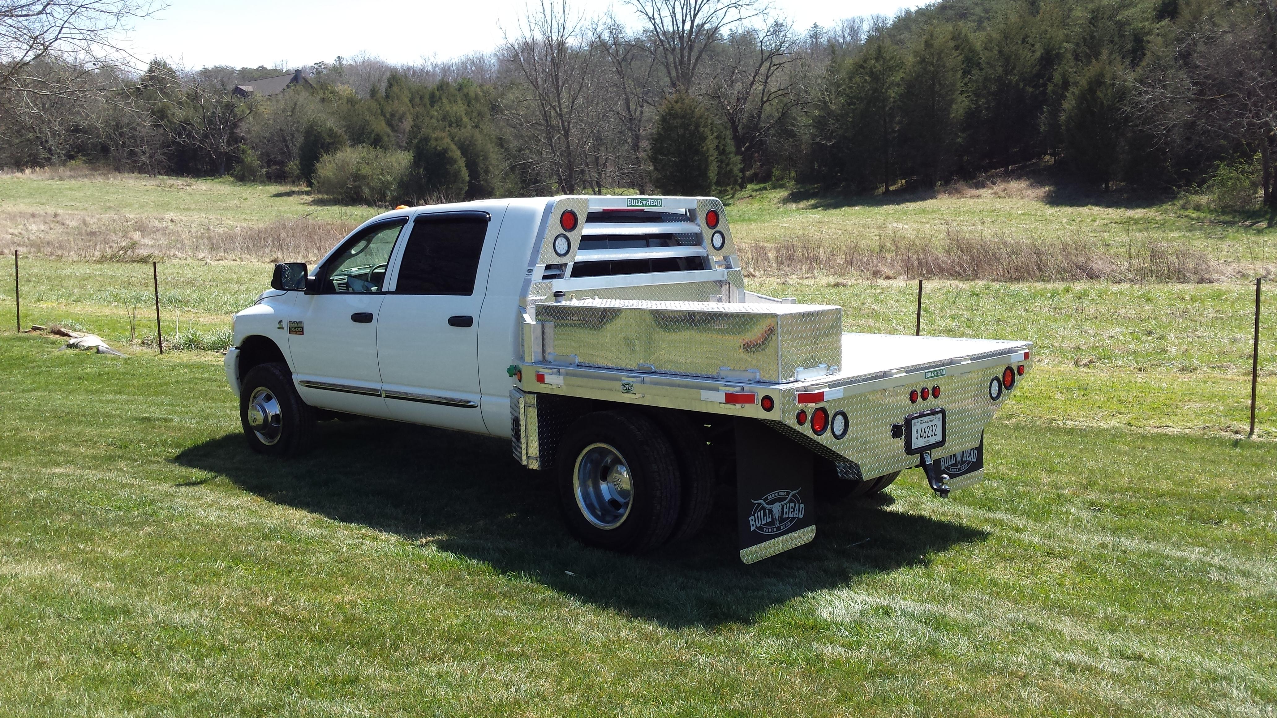Dodge RAM Megacab Truck Bed