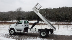 Ford F-650 Dump Bed