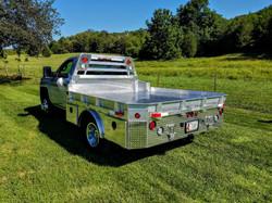 Chevrolet 3500 Skirted Hauler Body