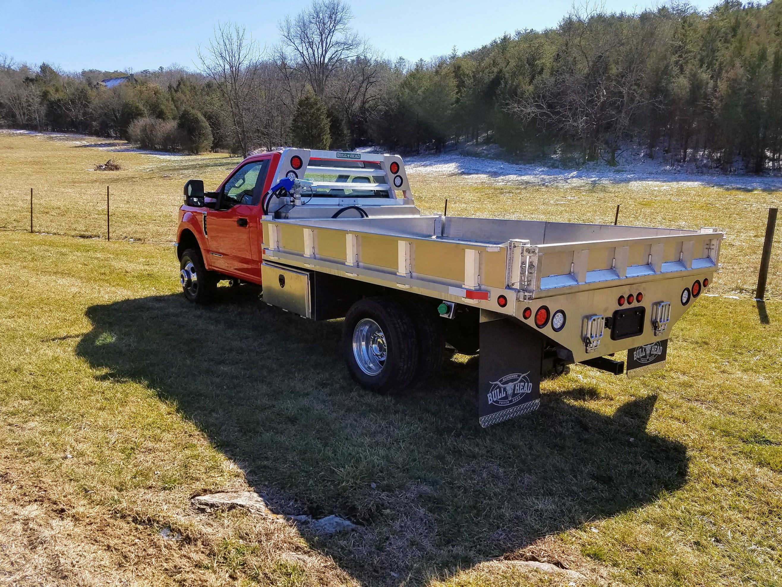 Ford F-350 Dump Body