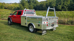 Dodge 5500 Contractor Bed