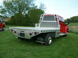 Chevy 5500 Flat Bed