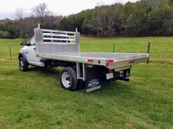 Dodge RAM 4500 Flatbed Dump Bed