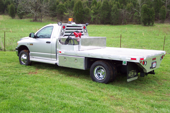 "Dodge 3500 with 11'4"" Bed"