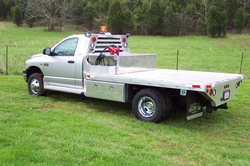 """Dodge 3500 with 11'4"""" Bed"""
