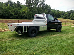 Dodge RAM 3500 Converted to Single