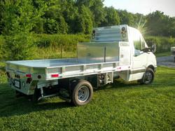 Custom Sprinter Truck Bed
