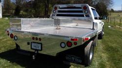 Custom Flatbed for Dodge Megacab