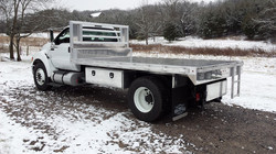 Ford Dump Bed