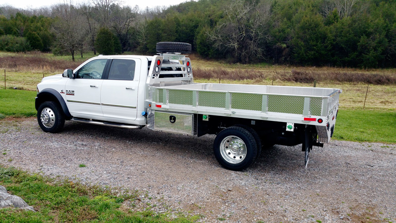 Dodge RAM 4500 Dump Bed