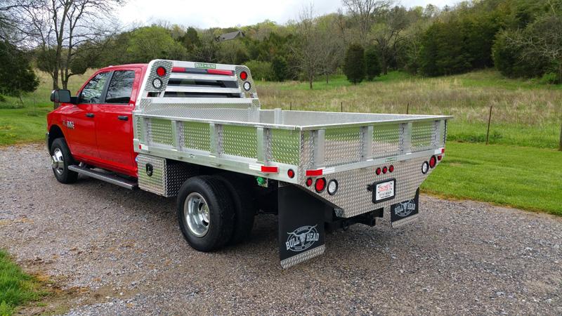 Dodge 3500 Dump Bed