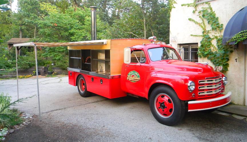 1950's Studebaker Truck