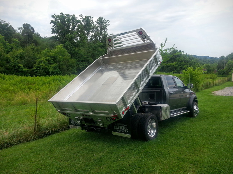Dodge RAM 5500 Dump Bed