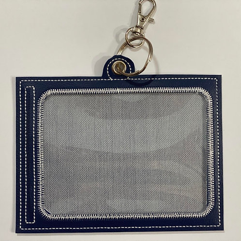 Solid Vaccination Card Holder