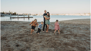 What To Wear for Your Summer Family Photos   San Diego Family Photographer