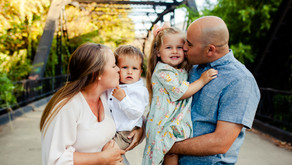 Life is a Gift | San Diego Family Photographer