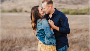 Engagement Session at Mission Trails | San Diego Photographer