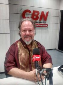 Entrevista na Rádio CBN