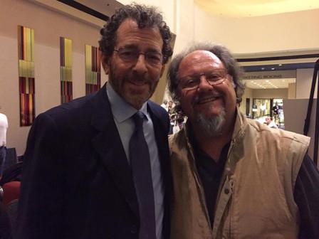 Dr. Ricardo Feix com Jeffrey K. Zeig