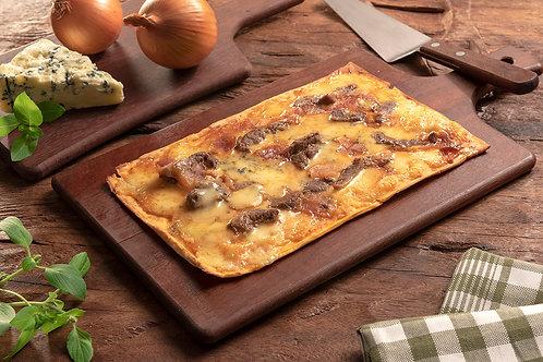 Pizza Filé com Gorgonzola e Cebolas Caramelizada 280g