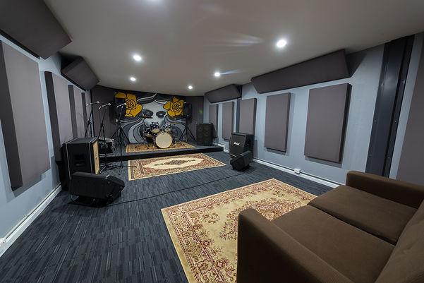 rehearsal studio perth