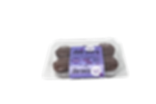 Abe's Mom's Vegan Muffins Gluten-Free Double Chocolate