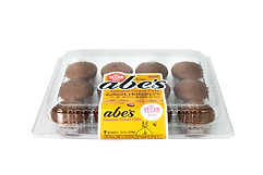 Abe's Vegan Muffins Coconut Carrot - 12 pack