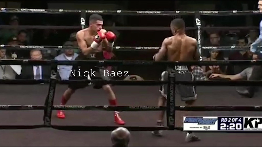 Nick Baez Promo Video 1.mp4