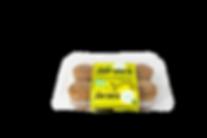Abe's Mom's Vegan Muffins Gluten-Free Lemon Poppy