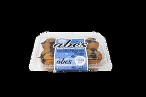 Abe's Vegan Muffins Wild Blueberry Smash - 6 pack