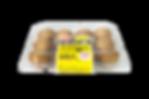 Abe's Vegan Muffins Lemon Poppy - 12 pack