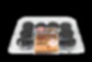 Abes Vegan Muffins Devil's Food -12 pack